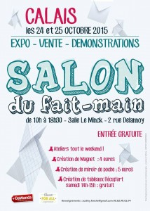 salon fait main calais 2015