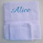 serviette Alice