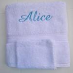 serviette Alice